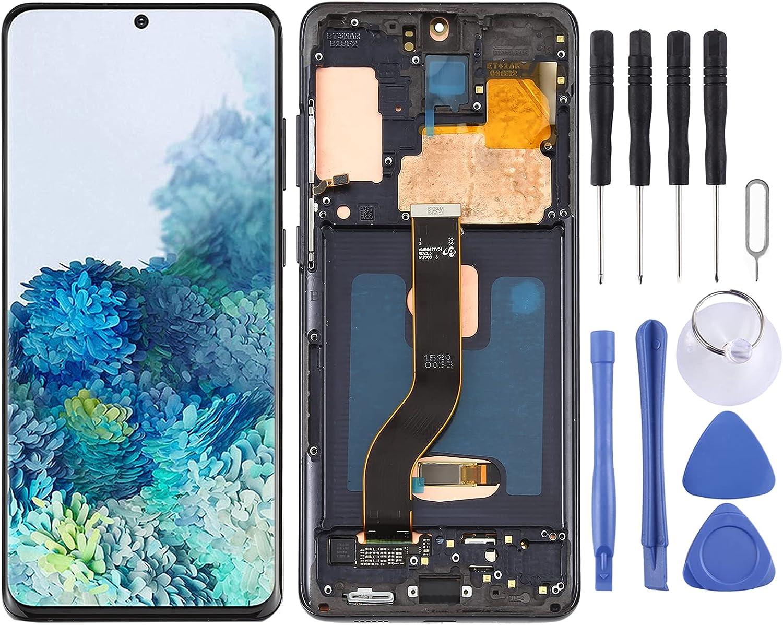 Cell Phone Superlatite Screen LCD AMOLED Elegant Display Material Dynamic