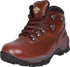 Amazon.co.uk: Men's Leather Walking Boots