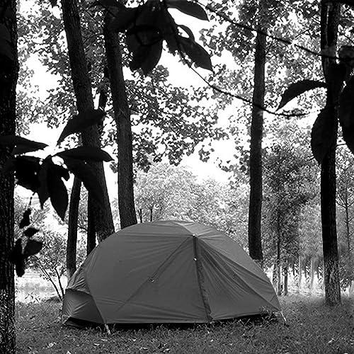 MJY Tente Tente Extérieure épaisse Tente Imperméable 1-2 Personnes Tente Couple Tente Tente De Randonnée Tente Camping,Bleu,205  140  110cm