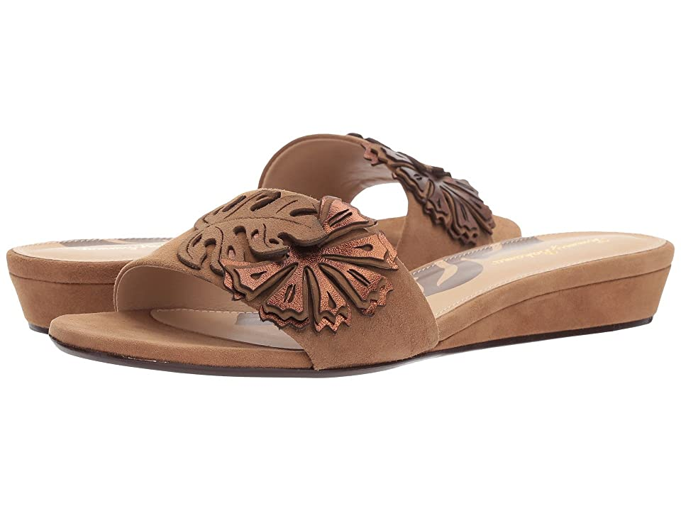 Tommy Bahama Catarina Floral (Tan/Bronze) Women