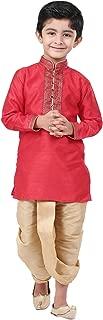 Kids-Boys-Kurta-Dhoti-Set-Indian-Ethnic-Cultural-Fancy-Party-Dress
