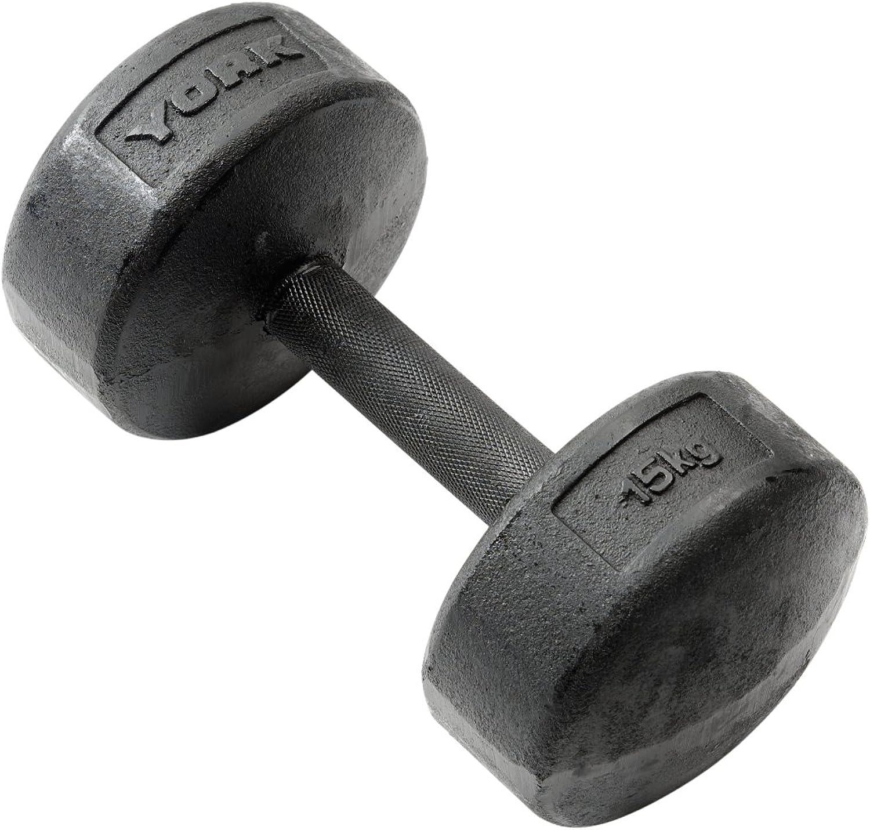 dc18c4422d9f kg) York Dumbbell (15 Legacy nphidg765-Sporting goods - consumer ...
