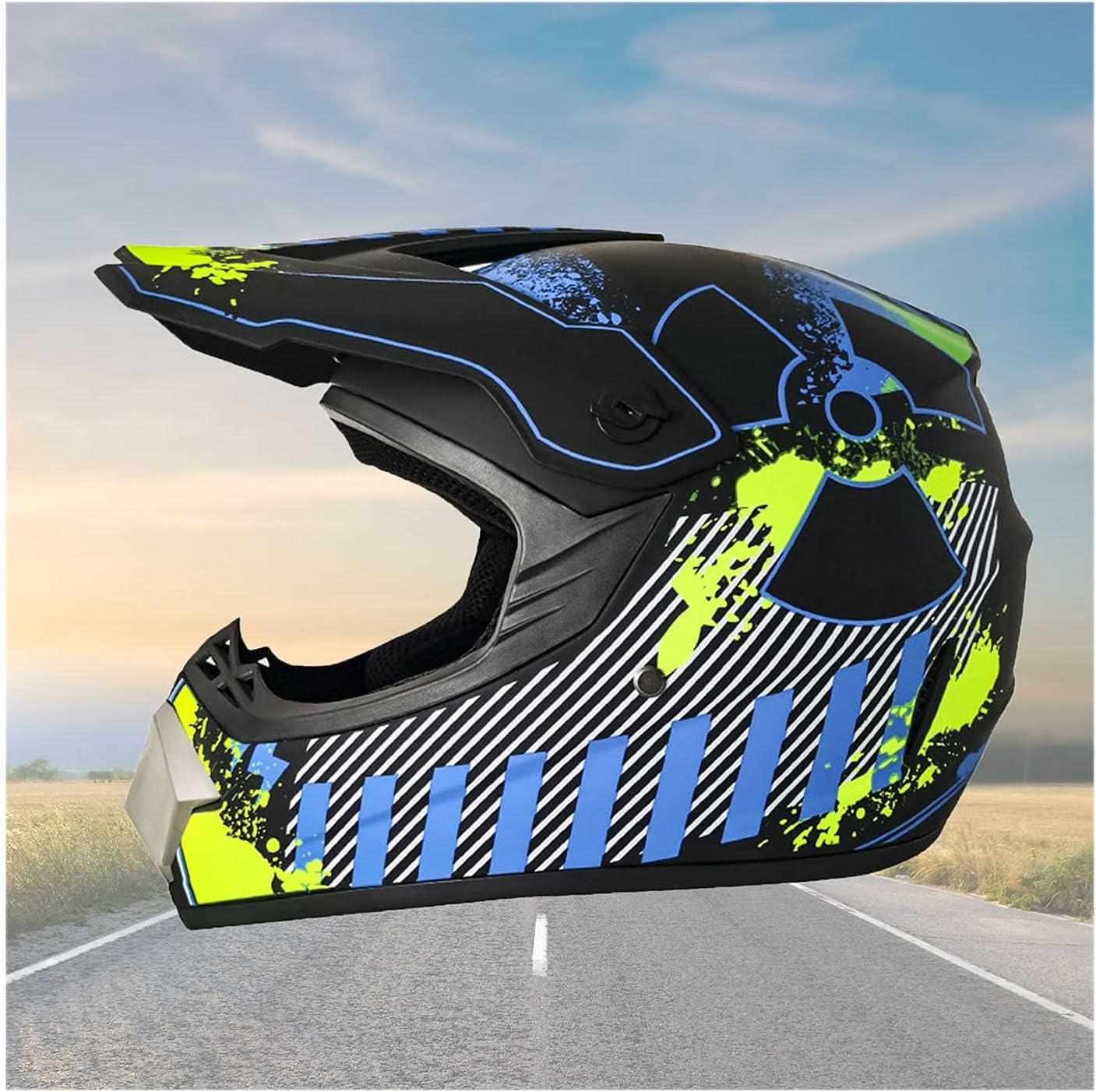 ZRN Adult Motocross Direct sale of manufacturer Helmet BMX Full ATV Racing Bike Dirt online shopping