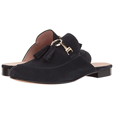 Summit by White Mountain Abelle (Navy Suede) Women