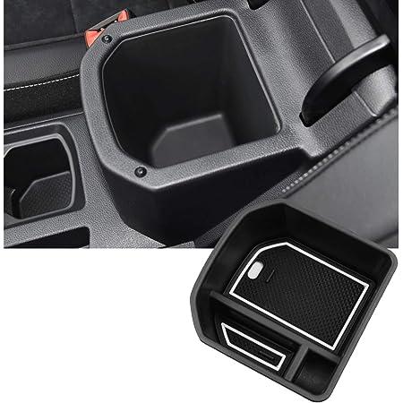 Mittelkonsole Aufbewahrungsbox Armlehne Organizer Mittelarmlehne Handschuhfach Tray Storage Box Zubehör Weiß Auto