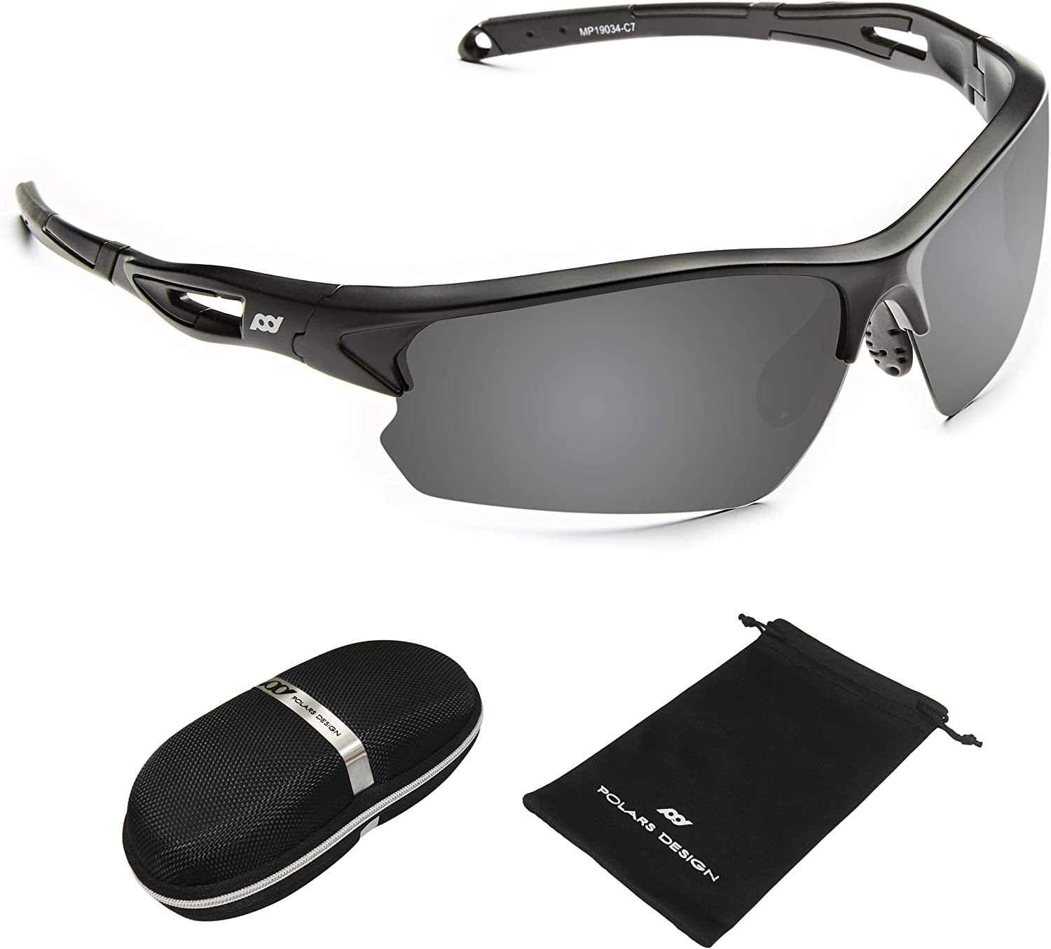 Polarized TR90 Popular overseas Men and Women UV Deluxe Protection for Sunglasses Sports