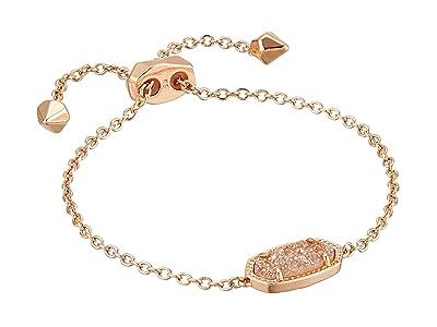 Kendra Scott Elaina Bracelet (Rose Gold/Sand Drusy) Bracelet
