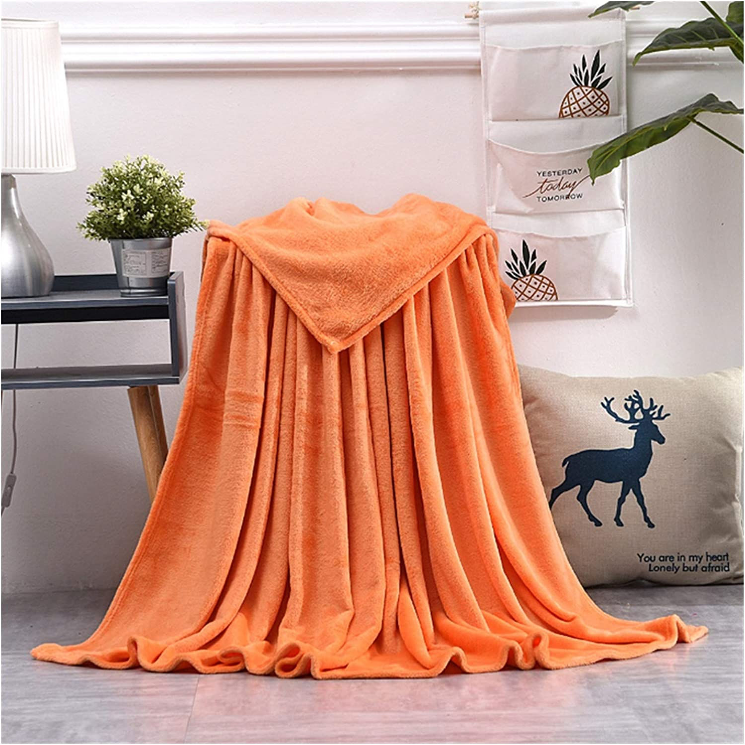 JDJD Bed Blanket Coral Fleece Same day shipping At the price Flannel Fur Faux Blankets for Beds