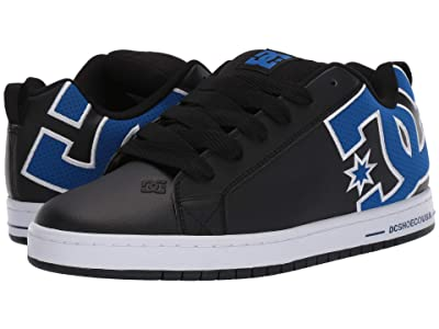 DC Court Graffik SE (Black/Blue) Men