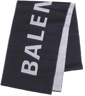 (バレンシアガ)BALENCIAGA マフラー ロゴ ストール 512732-320B0-1077 [並行輸入品]