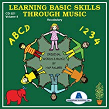 learning basic skills through music vocabulary
