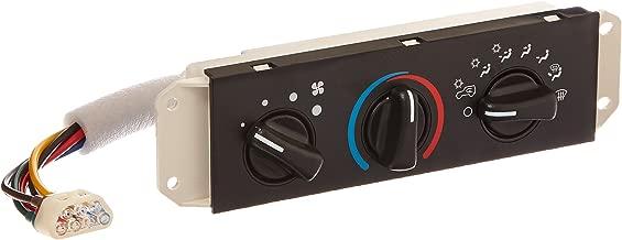heater control panel car