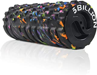 5BILLION フォームローラー ヨガローラー トリガーポイント&筋筋膜リリース マッサージ&ストレッチローラー トレーニング ガイドが含まれて