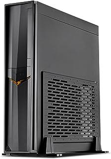 Silverstone SST-RVZ02B - Carcasa de Ordenador para Juego Raven Mini-ITX, Negro