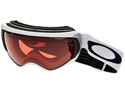 Oakley Canopy Large (Matte White/Prizm Rose) Snow Goggles