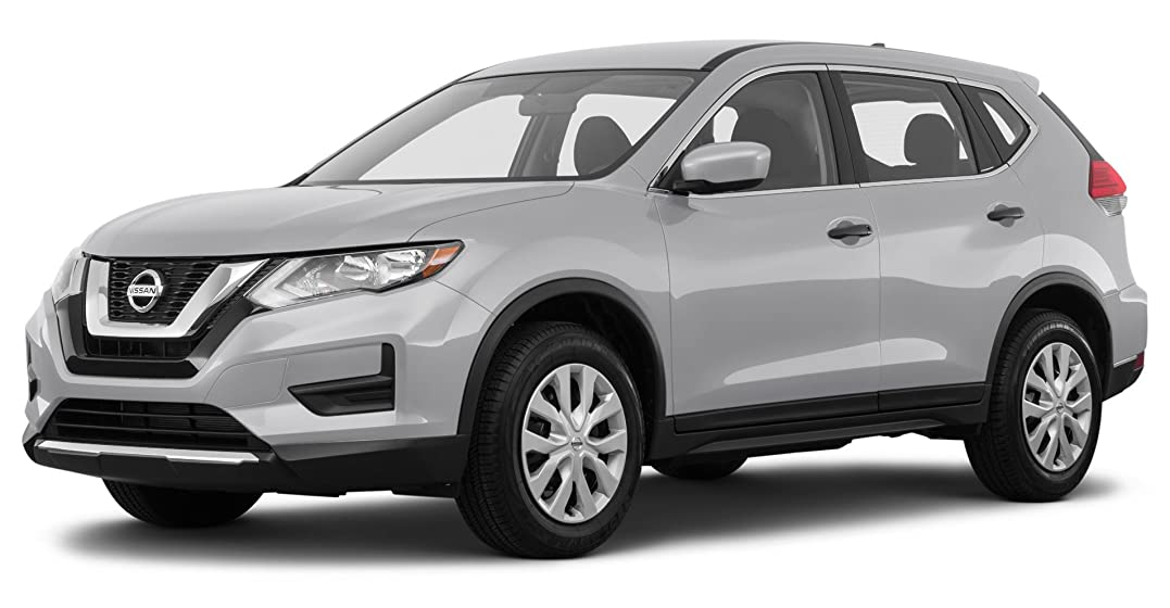 Length of 2017 nissan rogue