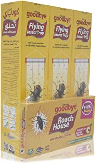 Good Bye Flying Insect Trap - 3 Pieces