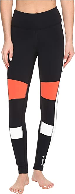 Speedwick Color Block Tight