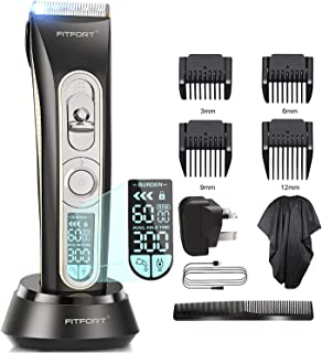 Hair Clippers Trimmer - Professional Cordless Hair, Beard