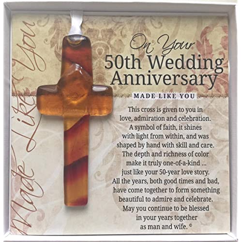 Golden Wedding Anniversary Gifts Amazon Com