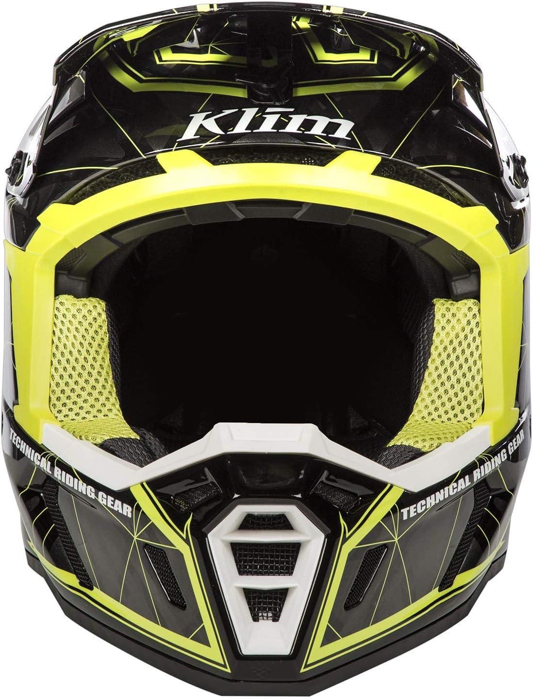 KLIM F5 Helmet ECE XL Ghost