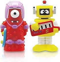 YO GABBA GABBA - 2- Collectible Figures: Muno and Plex (2-Pack)