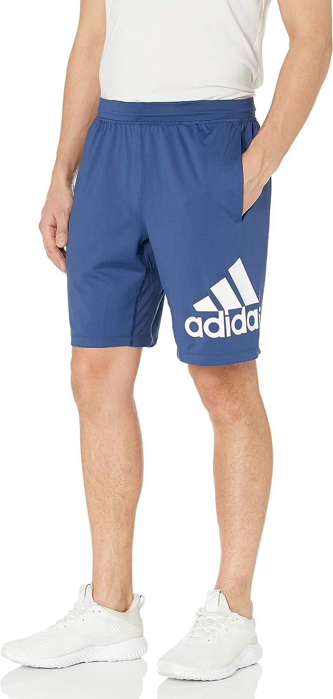 adidas Mens 4krft Colorado Springs Weekly update Mall Sport Badge Shorts of