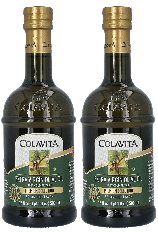 Colavita Extra Virgin Olive Oil Special, 17 Fl Oz (Pack of 2)