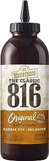 KC Masterpiece The Classic 816 Original BBQ Sauce 20 oz (Pack of 1)