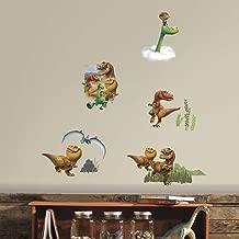 الغرف rmk3008scs Good Dinosaur قش ّ ر ْ والصق ْ عدد ملصقات الحائط ، مقاس 32