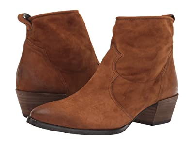 Paul Green Bianca Boot (Cognac Leather) Women