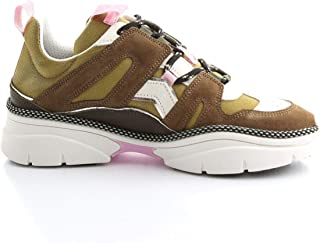 ISABEL MARANT ÉTOILE Women's BK005219A015S50BZ Multicolor Sneakers