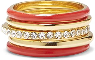 Stacking Ring Set of 5 - Size 7