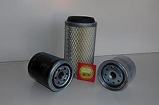 Filterset (klein) geschikt voor Atlas AB 404 R oliefilter brandstoffilter luchtfilter