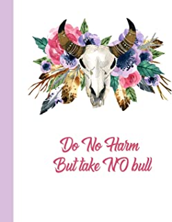 Do No Harm But Take No Bull: Daily Action Planner -My Next 90 Days