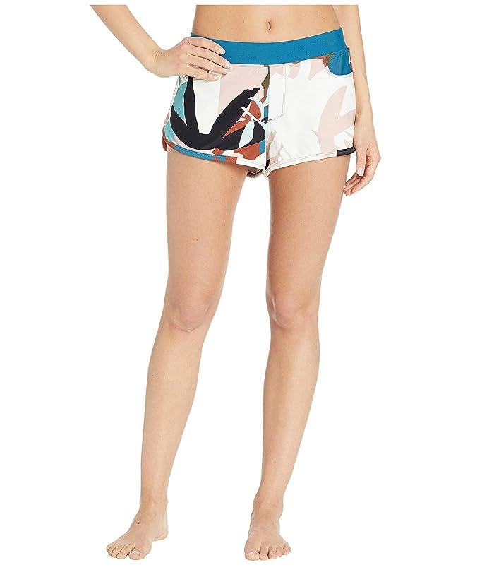 Carve Designs Lorenzo Swim Shorts (Perla) Women