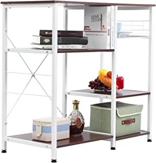 Support de four à micro-ondes, étagère de four à micro-ondes polyvalente, organisateur de stockage Restaurant pour salle à...
