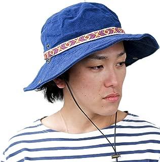 clef (クレ) アドベンチャー ハット 帽子 ADVENTURE HAT UVカット アウトドア アクティビティー ハット 登山 折りたたみ ツバ広 サファリハット