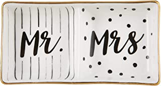 mr and mrs ring dish