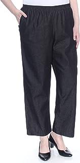 Alfred Dunner Women's Missy Denim Proportioned Short Pant