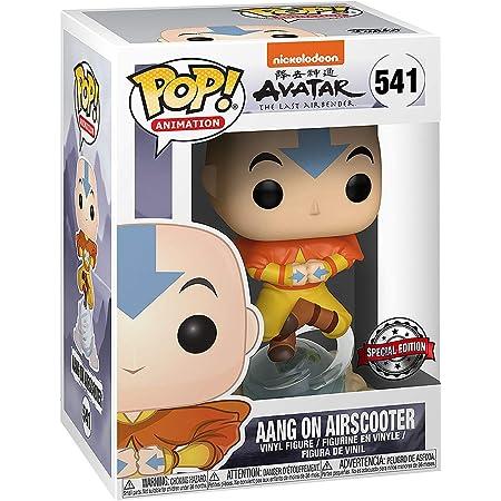 Funko Pop Aang On AIN Scooter Exclusive Avatar The Last Air Bender La Leyenda de Aang