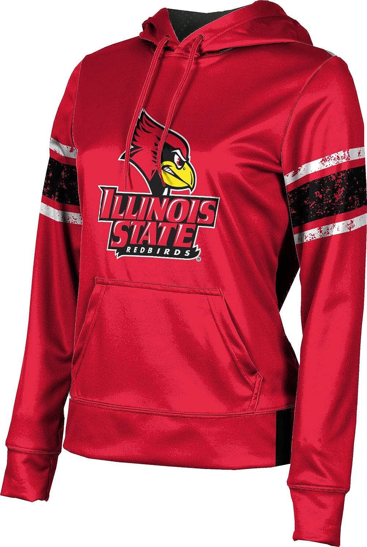ProSphere Illinois State University Girls' Pullover Hoodie, School Spirit Sweatshirt (End Zone)