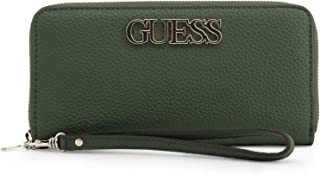 GUESS Womens Small Leather Goods, Green (Forest) - VG730146