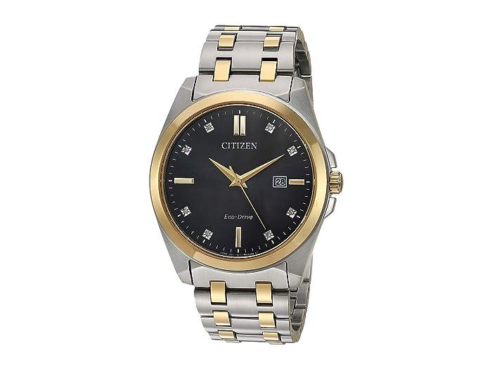 Citizen Watches  BM7107-50E Corso (Black) Watches