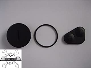 LAND RANGE ROVER P38 95-02 REMOTE KEY FOB BUTTON PAD COVER REBUILD REPAIR KIT
