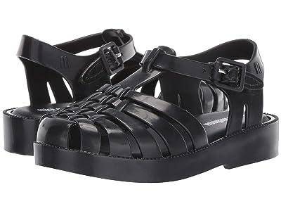 Mini Melissa Mini Possession (Toddler) (Black) Girls Shoes
