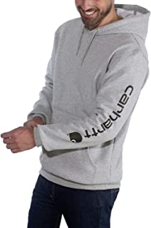 Carhartt Midweight Sleeve Logo Hooded Sweatshirt Chemise Homme