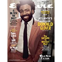1-Year (8 Issues) of Esquire Magazine Subscription