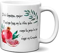 Amazon.es: TAZA GRANADA