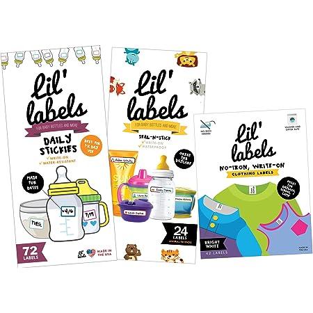 Day Care Labels Dishwasher Safe Labels Baby Bottle Labels Chevron Smiles Kids School Labels